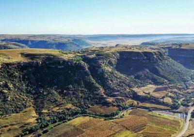 Mountain Kingdom of Lesotho