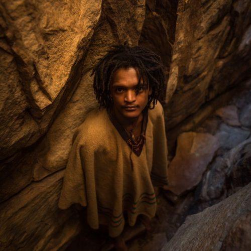 Gershan Lombard: KhoisanBoy.Man